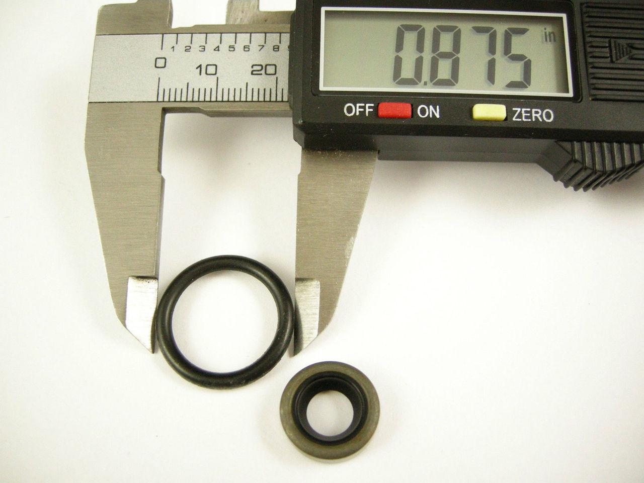 Aluminum Powerglide Speedo Housing LEAK STOP KIT Aluminum Powerglide Transmission Speedometer