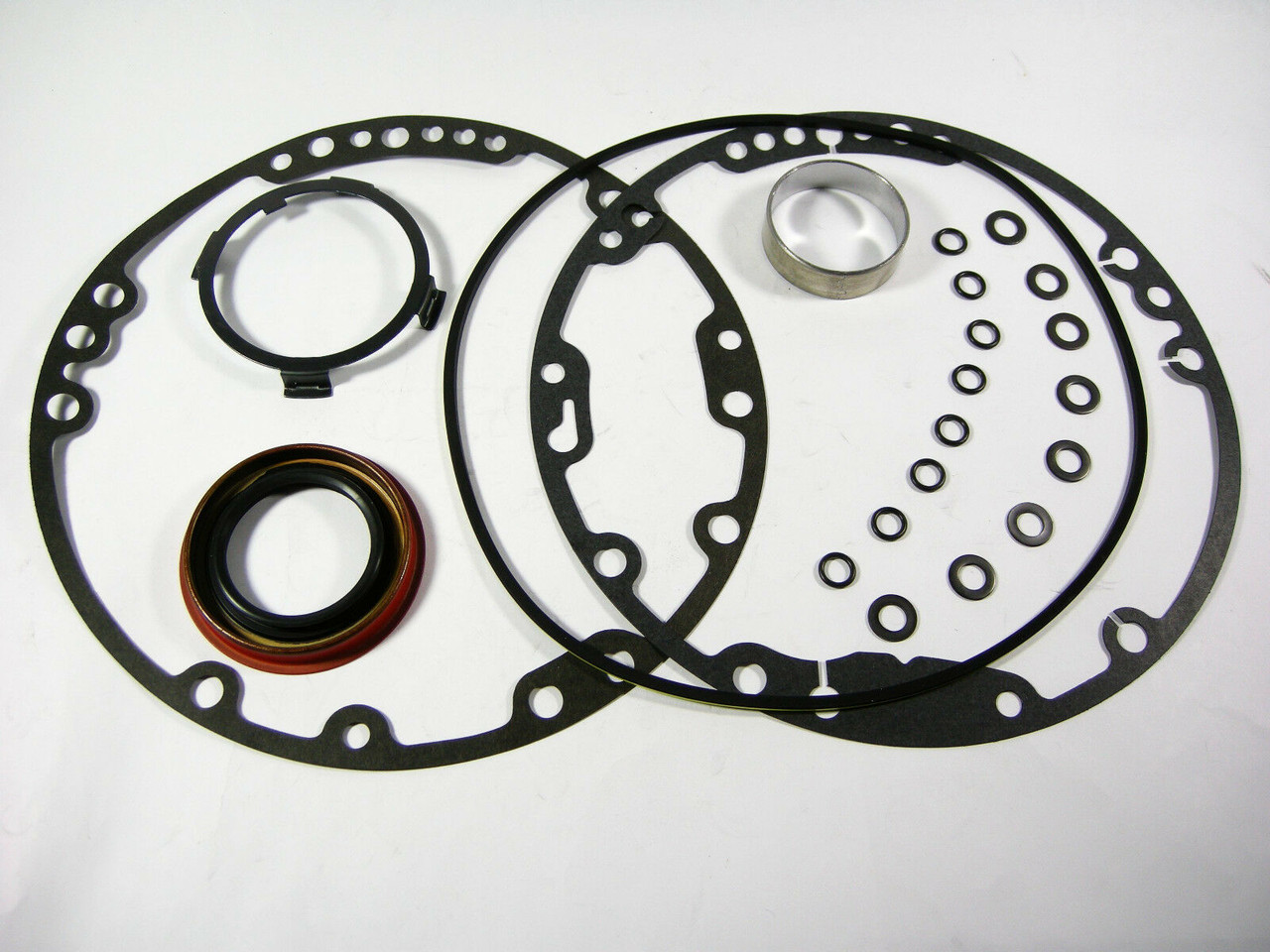 700R4 4L60 Front Pump Leak Sealing Gasket & Seal Kit 1982-1992
