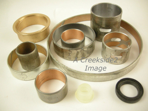FORD C4 Bushing Kit 1964-1969 & Linkage Seal & Wide Front Pump Bushing
