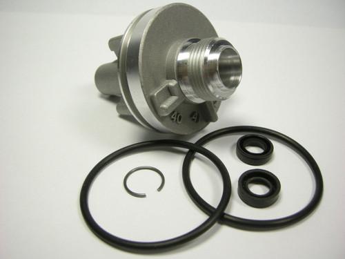 TH400 40-45 Speedo Gear Housing Extra Seals Turbo 400 Speedometer Sleeve