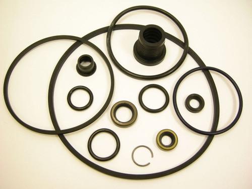 TH350 Small Rubber Parts External Leak Sealing Kit Turbo 350 Transmission Seals