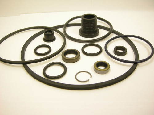 TH350 Small Rubber Parts External Leak Sealing Kit Turbo 350 Transmission Seals