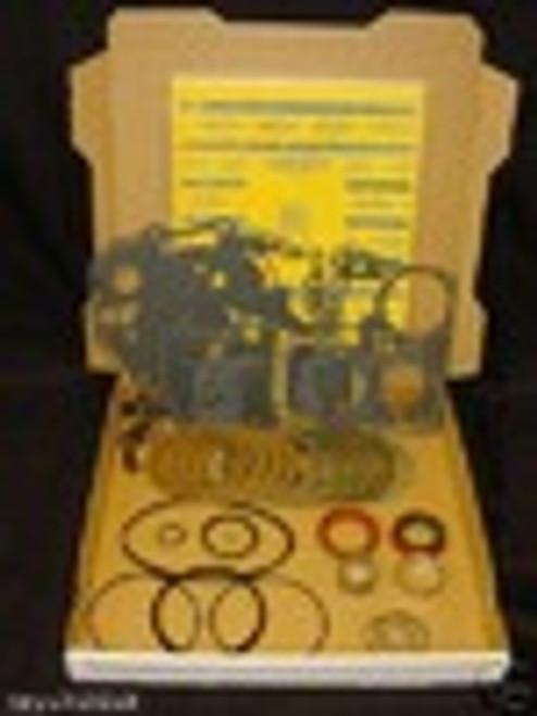 Cast Iron Powerglide Transmission Master Rebuild Kit 1961 1962