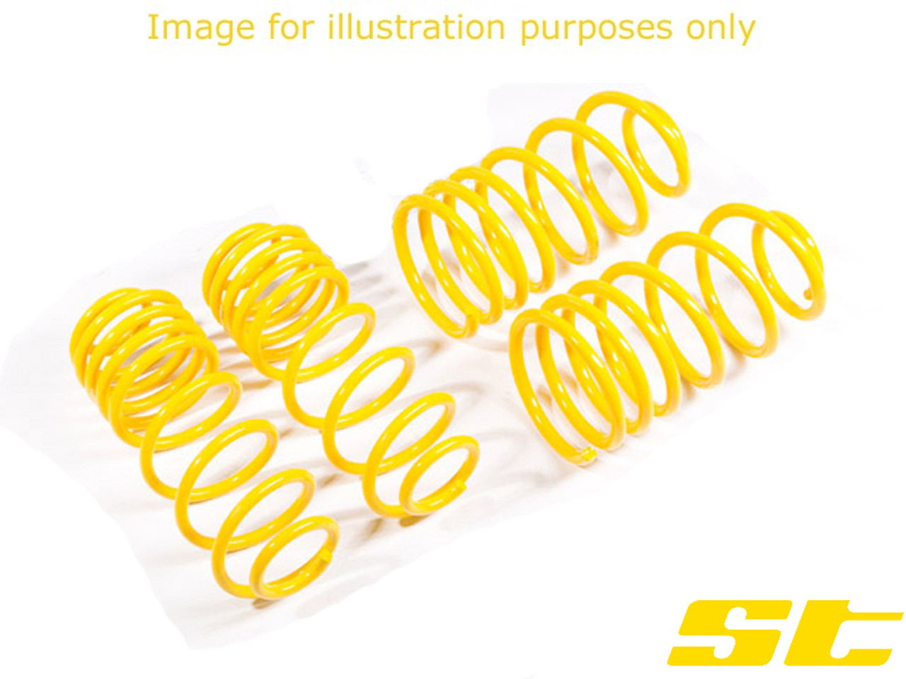 St Suspension Lowering Springs Vw Polo 6n Awesome Gti Volkswagen Audi Group Specialists