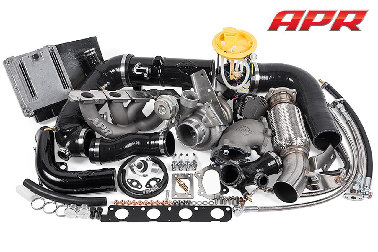 APR Stage 3 GTX Turbocharger Kit - Volkswagen Golf Mk5 2 0TFSI