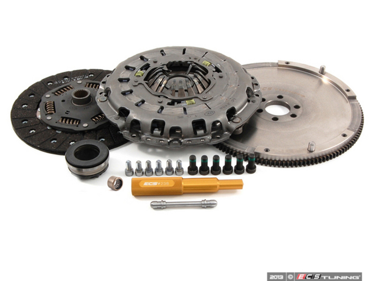 ECS RA4 Steel Flywheel Stage 1 Clutch Kit
