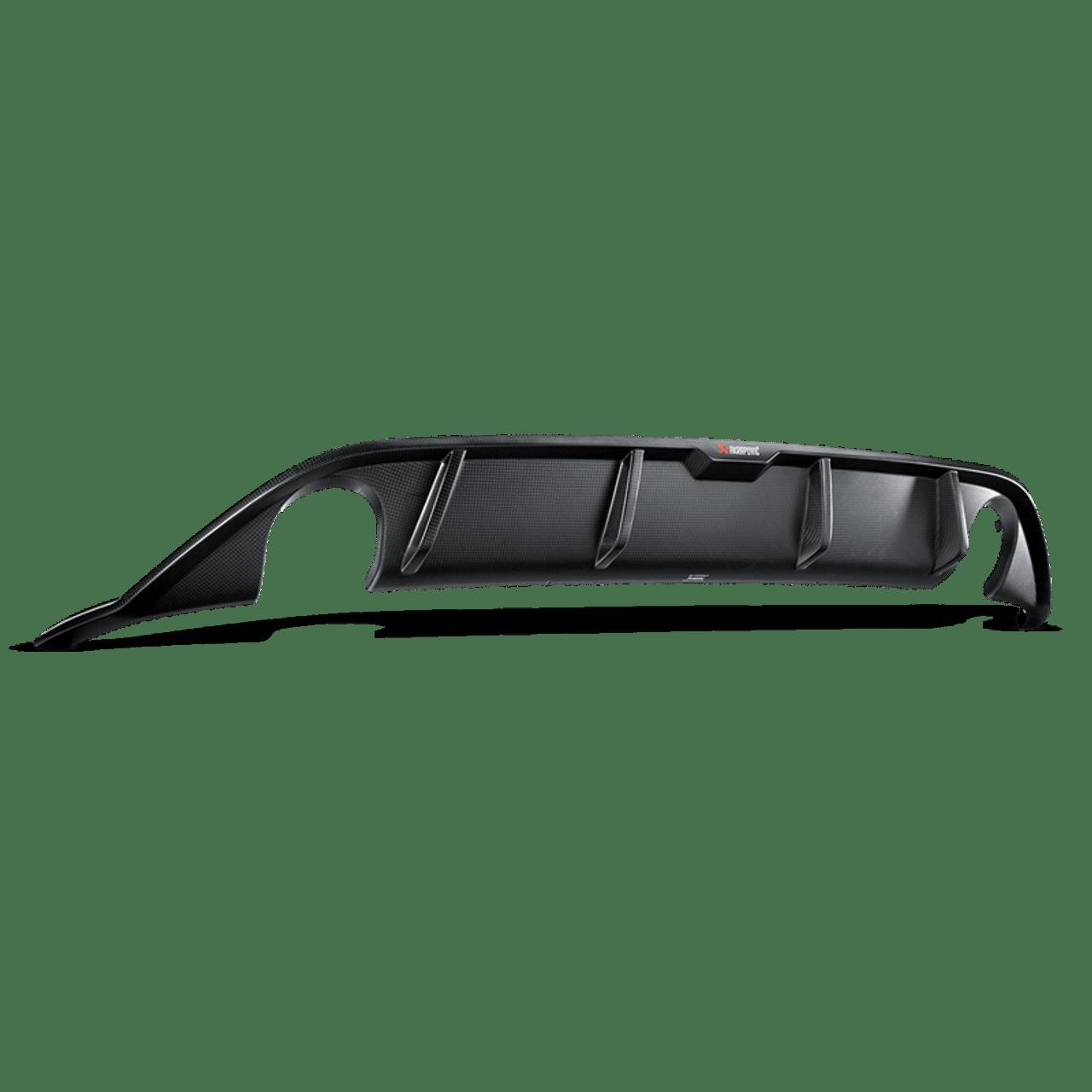 Akrapovic Carbon Rear Diffuser - VW Golf Mk7 GTI