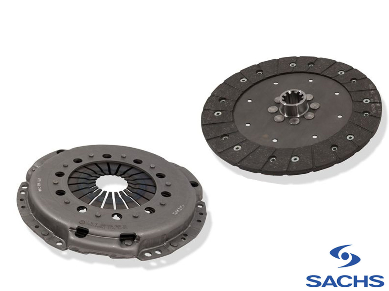 Sachs Performance Clutch Kit For Audi A4 B6 19tdi Awesome Gti