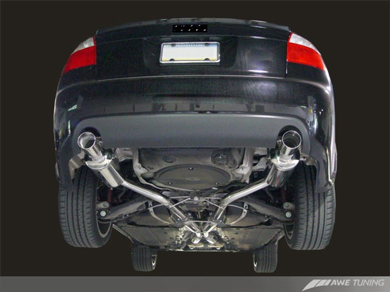 AWE Tuning A4 B6 3 0 V6 Touring Edition Exhaust