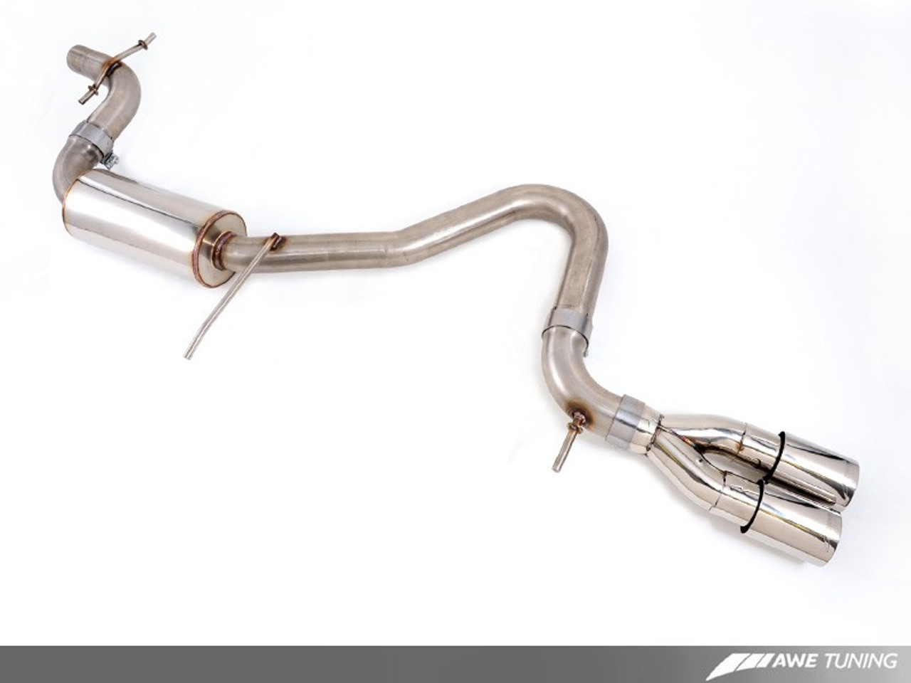 AWE Tuning A3 8P 2 0T fwd Sportback Performance Exhaust System