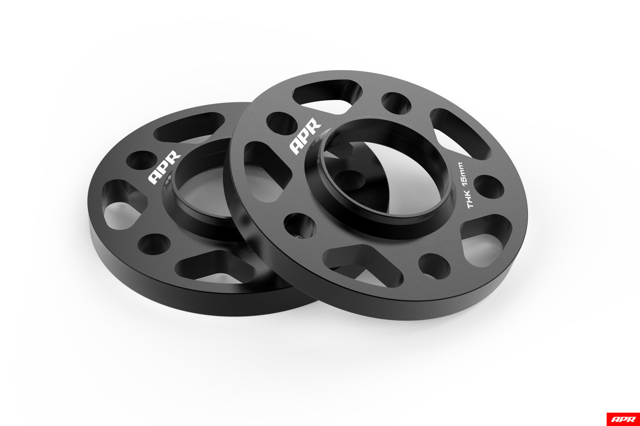 Apr Wheel Spacers 5x112 Pcd 571mm Centre Bore Pair Awesome