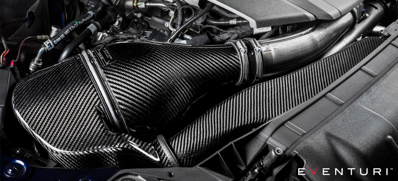 Eventuri Carbon Fibre Intake System - Audi RS4 (B9) 2 9 V6 Turbo