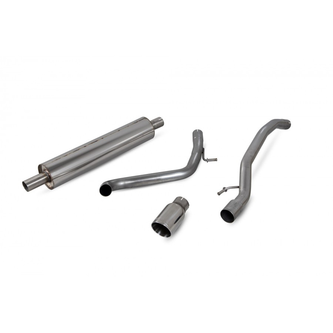 Scorpion Cat Back Exhaust System Vw Up Gti And 1 0tsi Awesome Gti Volkswagen Audi Group Specialists
