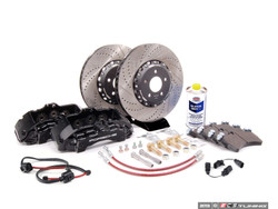 ECS Stage 4 Big Brake Kit - Drilled & Grooved - 352x32mm