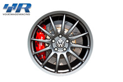 Racingline Cup Edition 9J x 18inch Alloy Wheels - Satin Graphite Grey