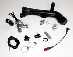 Forge Turbo Muffler Delete Pipe (EA113 KO3 Engine) - Awesome GTI
