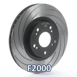 Tarox Rear Brake Discs - Volkswagen Polo 6R