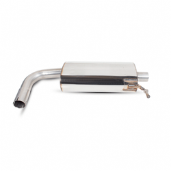 Scorpion Cat Back Exhaust - Skoda Octavia Mk3 vRS 2.0T