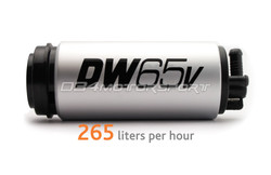 DeatschWerks DW65v High-Flow Fuel Pump - 4WD Cars Only