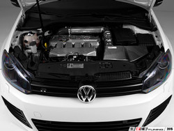 ECS Tuning Carbon Fiber Engine Cover - 2.0TSI