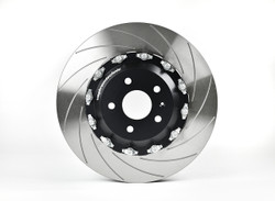 Vagbremtechnic Front Disc Installation Kit - 2 Piece 362x32mm - Audi TTRS with OE Brake Caliper