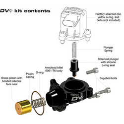 GFB DV+ For MQB 1.8TFSI and 2.0TFSI - T9359