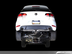 AWE Tuning MK6 GTI Performance Exhaust