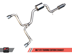 AWE Tuning Mk7 GTI Touring Edition Exhaust