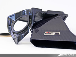AWE Tuning S-FLO Carbon Fibre Airbox Cover Only - S5 4.2 V8