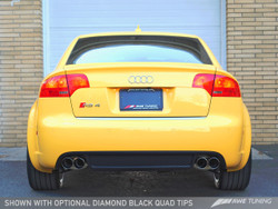 AWE Tuning Audi RS4 B7 Track Edition Exhaust