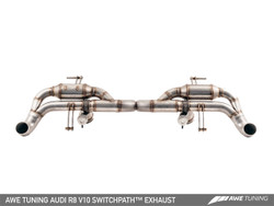 AWE Tuning Audi R8 V10 (2014-2015) SwitchPath Exhaust System