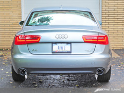 AWE Tuning Audi A6 (C7) 3.0TFSI Touring Edition Exhaust System