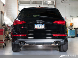 AWE Tuning Audi SQ5 3.0TFSI Touring Edition Exhaust System
