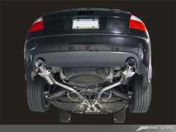 AWE Tuning S4 B6 4.2 Track Edition Exhaust