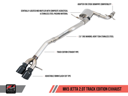 AWE Tuning Jetta Mk5 2.0T Track Edition Exhaust