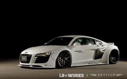 Liberty Walk Complete Bodykits - Audi R8