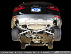 AWE Tuning Allroad B8 2.0TFSI Touring Edition Exhaust