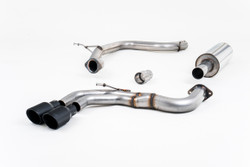Milltek Cat Back Exhaust for Audi A3 (8V) 2.0TDI 150 3-Door