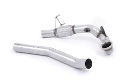 Milltek Downpipe Options-  Audi S1 2.0TFSI