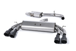 Milltek Cat-Back Exhaust - Audi S3 (8V) - Sportback