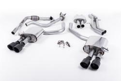 Milltek Cat-Back System - Audi S5 (B9) 3.0T Sportback (Non-Sport Diff Vehicles)
