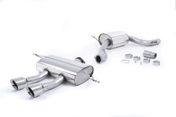Milltek Cat-Back Exhaust System - Leon (Mk2) Cupra 'R'