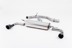 Milltek Cat-Back Exhaust - VW Golf Mk6 GTI