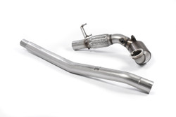 Milltek Downpipe Options - VW Golf Mk7 and Mk7.5 GTI