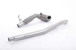 Milltek Downpipe Options - VW Golf 'R' Mk7 and Mk7.5