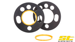 ST Modular 'DZX' Wheel Spacers - 5x112 - 66.5mm