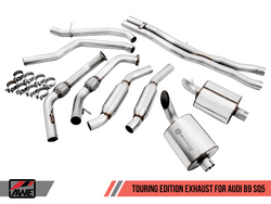 AWE Tuning Audi SQ5 3.0TFSI (B9) Touring Edition Exhaust System