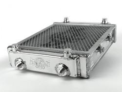 CSF Quadruple Pass DSG Cooler - MQB Platform