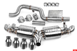 APR Cat Back Exhaust System - Golf Mk7.5 'R'