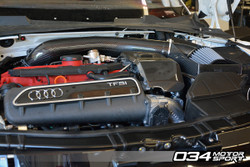 034Motorsport Carbon Fibre Cold Air Intake System - Audi TT RS (8J) and RS3 (8P)